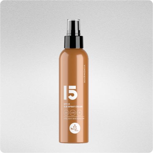 Sun SPF 15   Spray